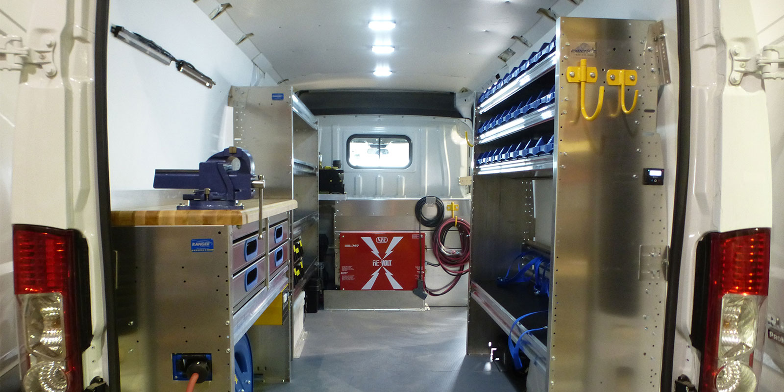 Expertec Industrial And Commercial Vehicle Accessories