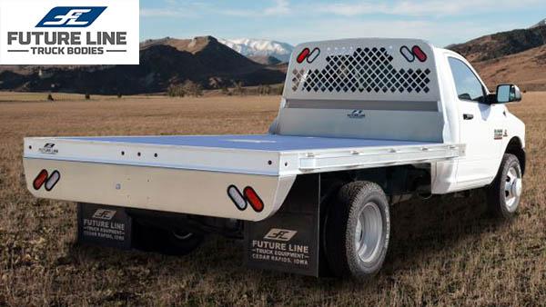 Future Line Manufacturing Flat Deck Truck Beds & Dump Bodies