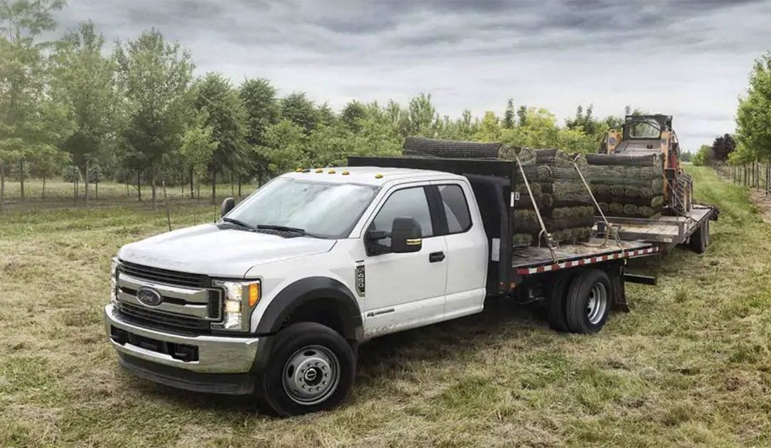 Hauling with Your Work Truck? Tie it Down