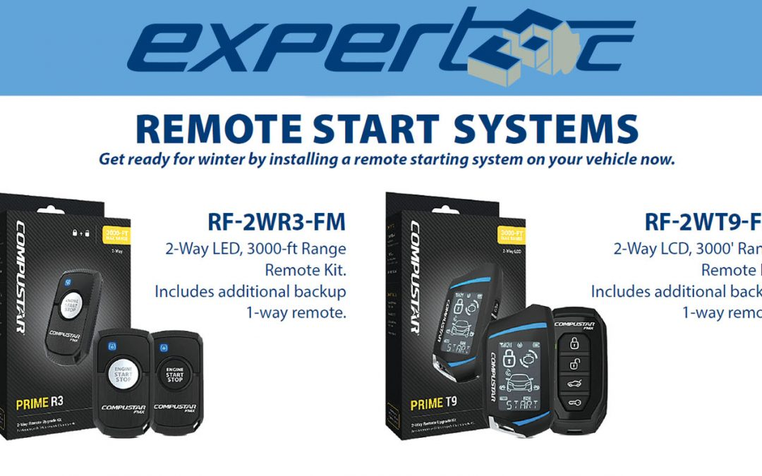 Compustar Remote Start Systems and Alarms