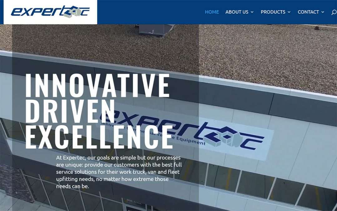 The New Expertec Website is Online!