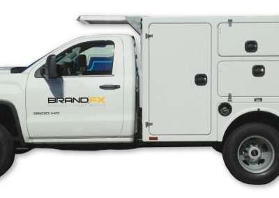 BrandFX Service Bodies - UltimateFX 661