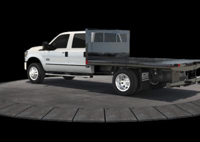 Ford - PL Steel Platform Body