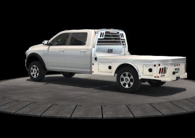 RAM - AL SK Aluminum Utility Body
