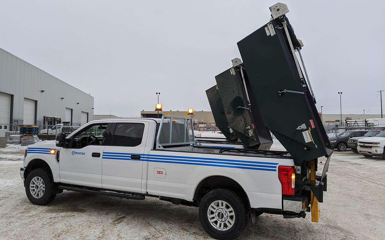 Par Kan Easy Dump Satellite Dumper Truck Inserts