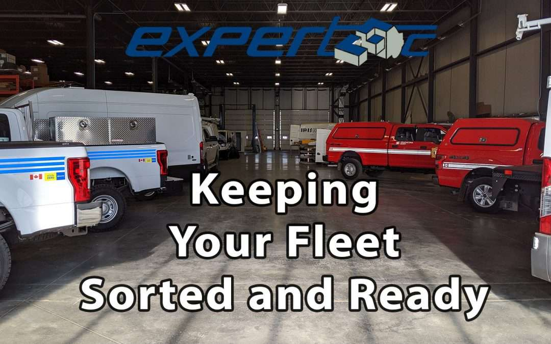 Keeping Your Fleet Sorted And Ready