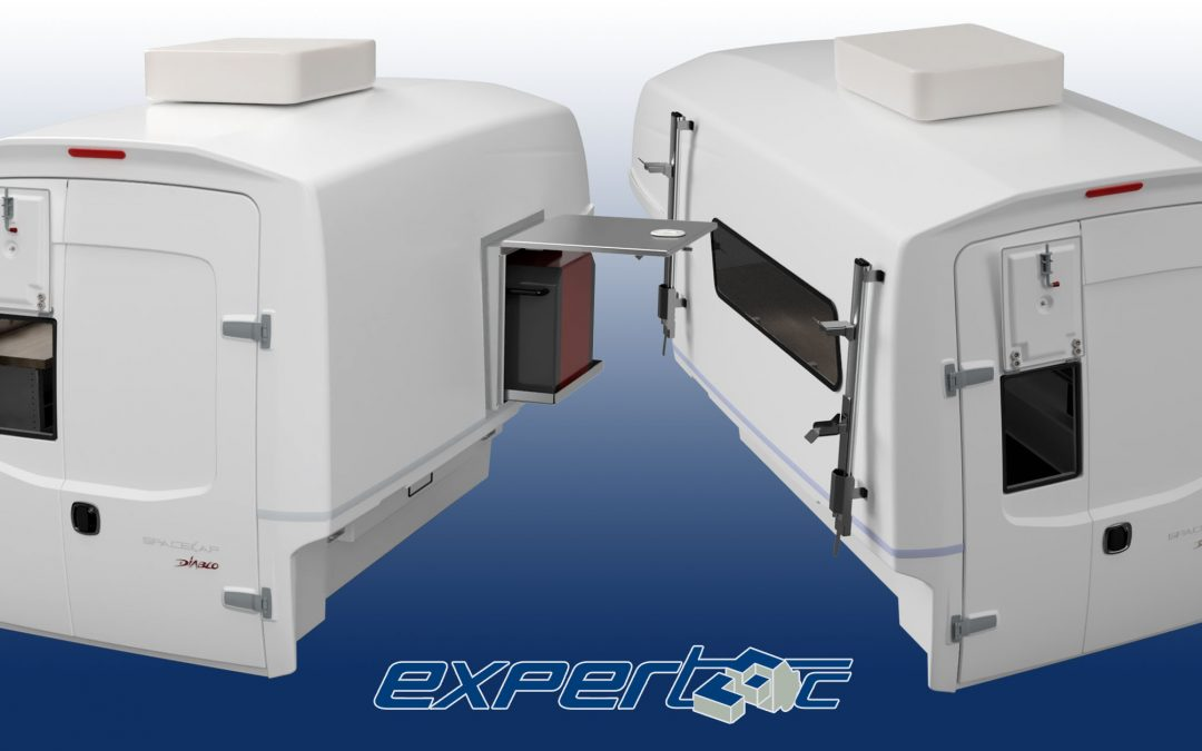 Introducing Expertec's Latest Innovation – the Fiber Optic Splicing Truck Body