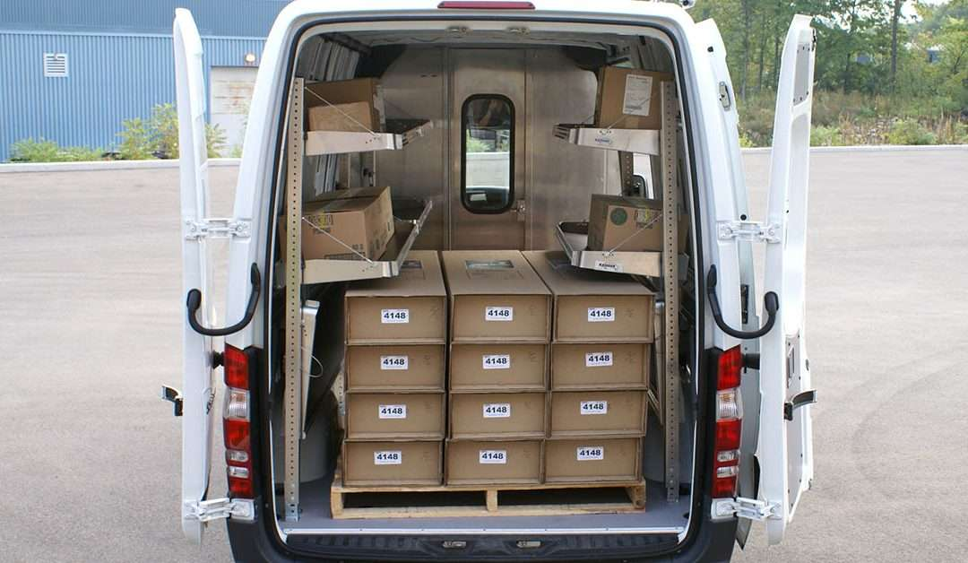 Delivery Vehicles in the World of COVID-19