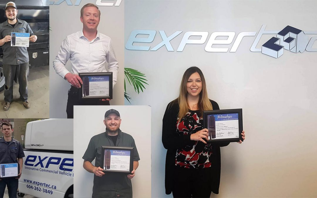 Expertec Safety Team COR Certificate